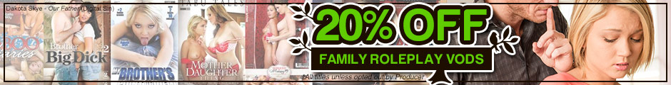 Buy 20% on Family Roleplay video on demand, shop now!