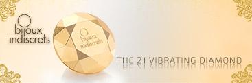 Bijoux Indiscrets: Twenty One Vibrating Diamond image