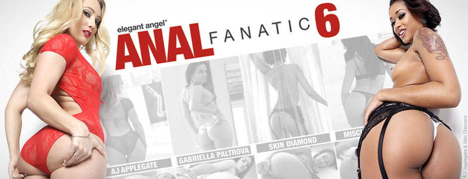 Watch Elegant Angel Anal Fanatic 6, streaming at the official Elegant Angel Store