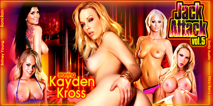 Watch Jack Attack 5 from Digital Playground starring Kayden Kross.